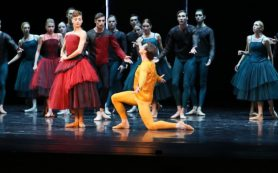 Прима-балерины представили хореографа