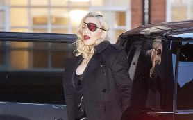 Мадонна пожаловалась на дискриминацию