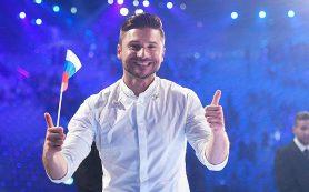 Стал известен номер выступления Сергея Лазарева в финале «Евровидения»