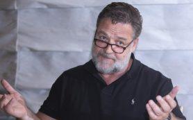 Рассел Кроу раскрыл обстоятельства покупки головы динозавра у Леонардо Ди Каприо