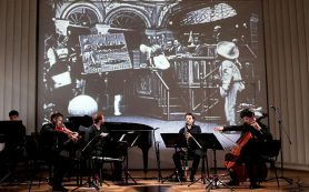 На большом воздушном шаре: российские композиторы озвучили Мельеса