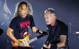 Райффайзенбанк подарит билеты на концерт Metallica в Москве