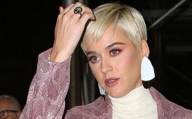 Кэти Перри выплатит почти 3 млн долларов за плагиат песни Dark Horse