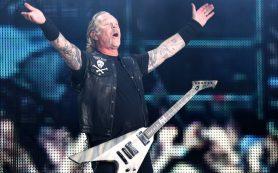 Metallica отменила концерты из-за алкоголизма Джеймса Хэтфилда