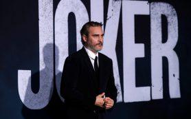 Актер из «Джокера» рассказал о тяге к бесконтрольной ругани