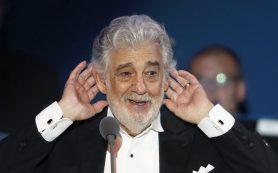 Пласидо Доминго подал в отставку с поста гендиректора Оперы Лос-Анджелеса
