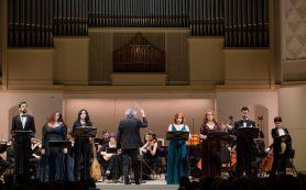 «Неистовый Роланд» Вивальди в зале Чайковского