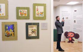 В Москве открылась посвященная Эдуарду Успенскому выставка