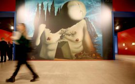 В Москве открылась выставка Сальвадора Дали