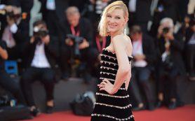 Кейт Бланшетт возглавит жюри Венецианского фестиваля