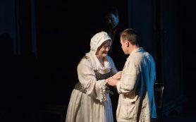 Театр Комиссаржевской поставил спектакль «Если бы знать…» на большой сцене