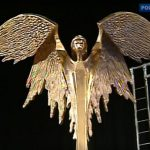 Музей начал прямую трансляцию монтажных работ в зале Репина