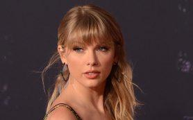 Тейлор Свифт стала самым продаваемым исполнителем