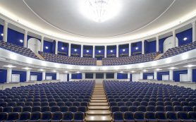 МАМТ покажет, как театр жил в военные годы