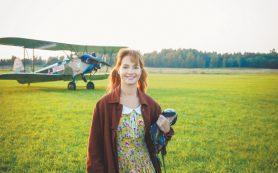 Самолеты, парашюты и любовь на съемках сериала «Журавль в небе»
