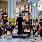 Бетховена исполнили на бывшем заводе среди сена