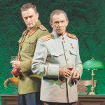 Рузвельта вместо умершего Бориса Клюева сыграл Владимир Носик