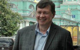 От коронавируса умер директор театра «На Басманной» Юрий Архипов