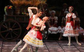 Михайловский театр открыл сезон любимым балетом Наполеона