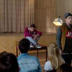 Бабушкина и Прокофьева сыграли в новом комедийном сериале о волонтерах