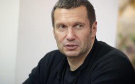 Соловьев прокомментировал обращение Шукшиной к Путину насчет «антинародного» российского ТВ