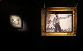Три выставки открылись в Государственном музее А.С. Пушкина