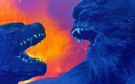 Картина «Годзилла против Конга» возглавила российский кинопрокат в выходные