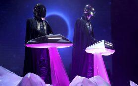 Тимур Родригез и Jukebox Trio почтили память легендарных Daft Punk мини-трибьютом
