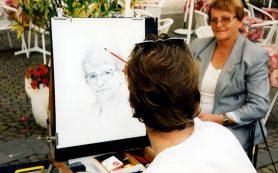 Портрет с натуры на заказ