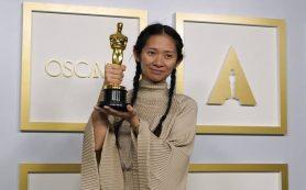 «Земля кочевников» получила «Оскар» в номинации «Лучший фильм»