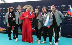 Конкурс «Евровидение» открылся в Роттердаме