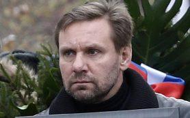 Умер заслуженный артист России Андрей Егоров