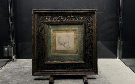 Сделанный Леонардо да Винчи набросок головы медведя продали за рекордные $12,2 млн