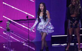 Оливия Родриго победила в номинации «Песня года» на премии MTV