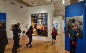 Выставка художника Юрия Пименова открывается в Третьяковской галерее