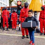 Интернет-магазины рассказали о продажах мерча по сериалу «Игра в кальмара»