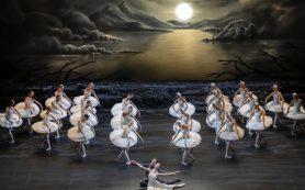 Начо Дуато представил премьеру «Лебединого озера»